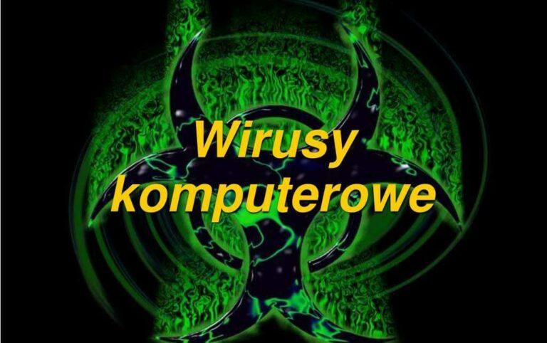Jakie szkody są w stanie wyrządzić wirusy komputerowe?