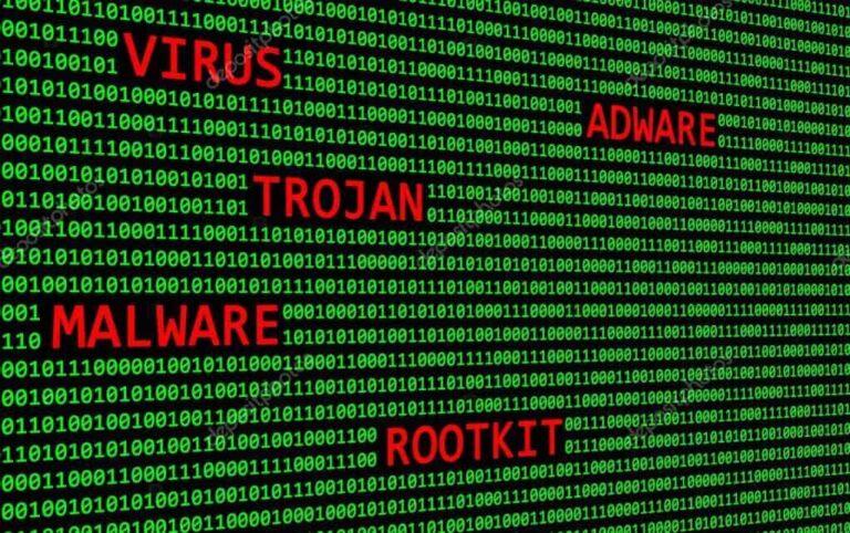 Rodzaje wirusów komputerowych